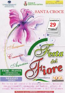 festa fiore santa croce